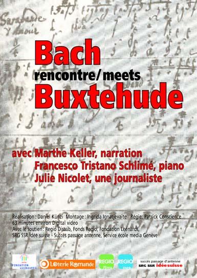 bach rencontre buxtehude